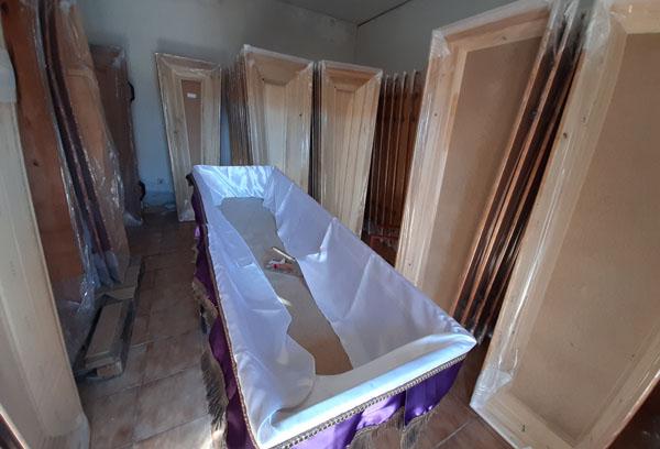 Pogrebna oprema