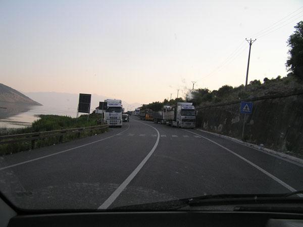 Prijevoz pokojnika u Albaniju