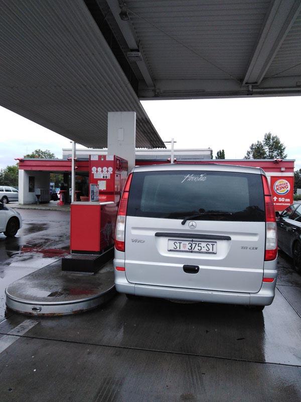 Prijevoz Njemačka Hrvatska