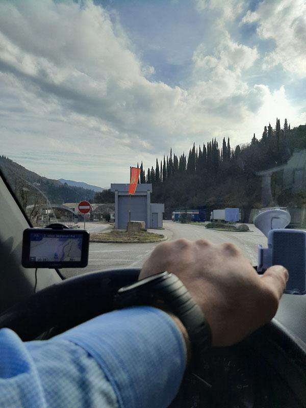 Prijevoz pokojnika Crna Gora
