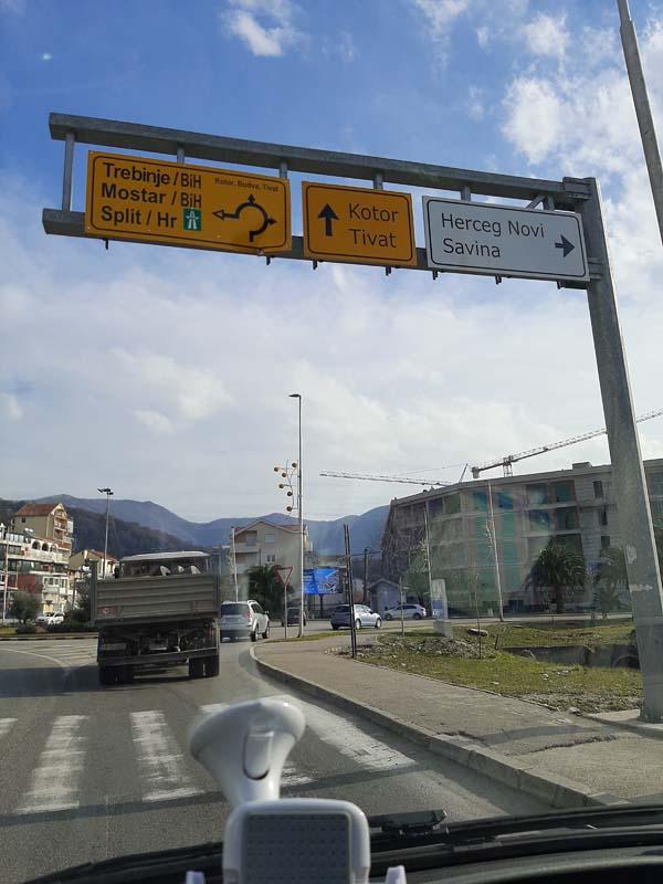 Prijevoz umrlih u Crnu Goru