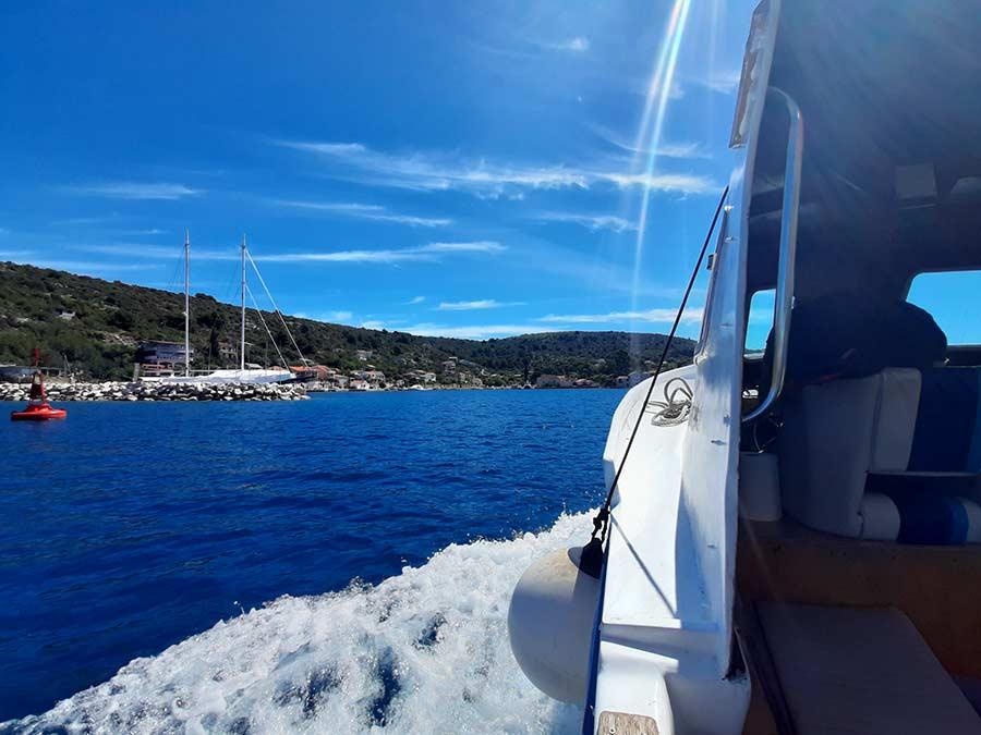 Seebestattung Kroatien