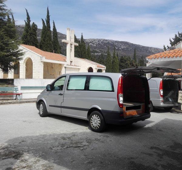 Prijevoz pokojnika Trogir, Seget