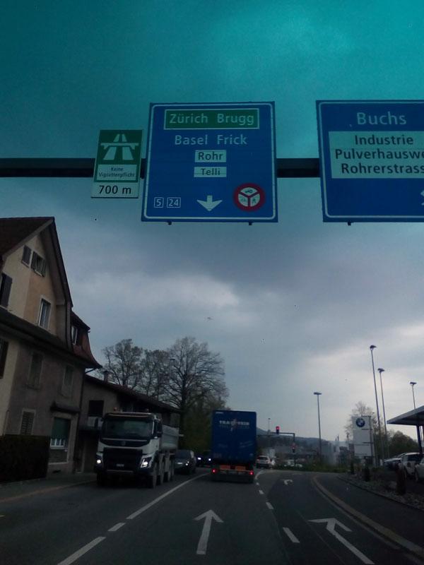 Prijevoz pokojnika iz Švicarske